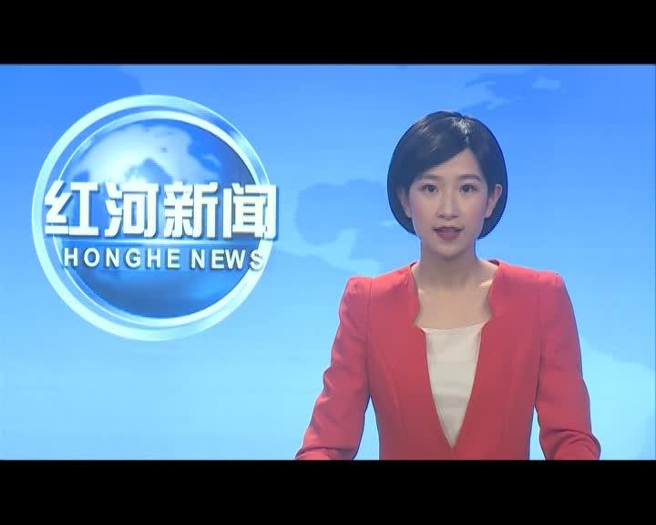 红河县召开2021年第二季度驻村扶贫工作队视频调度会