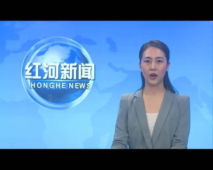 红河县召开青年工作联席会议第一次全体会议