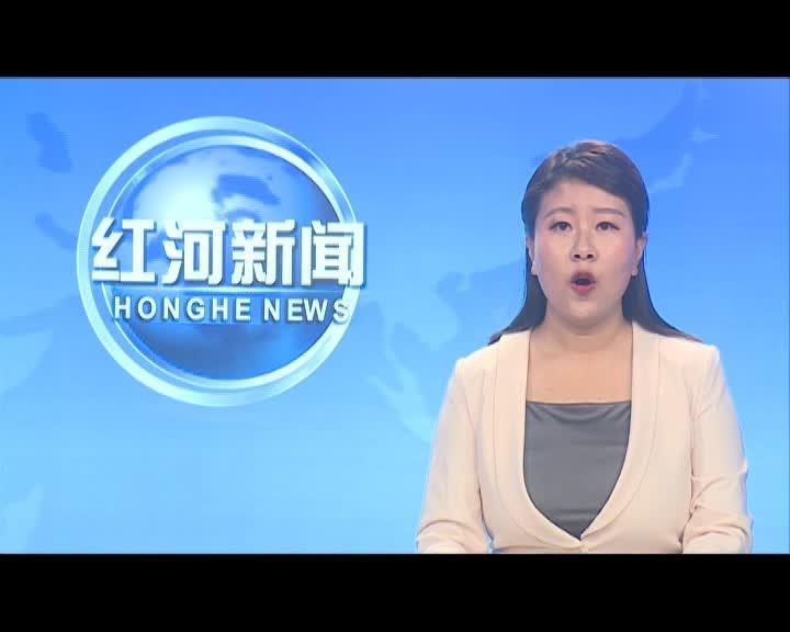 红河县委党建工作领导小组2021年第一次会议召开